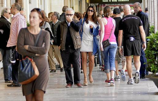 Baleares es una de las pocas comunidades en las que aumentó la población.