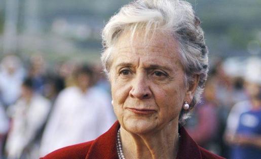 Marta Ferrusola, en una imagen de archivo.