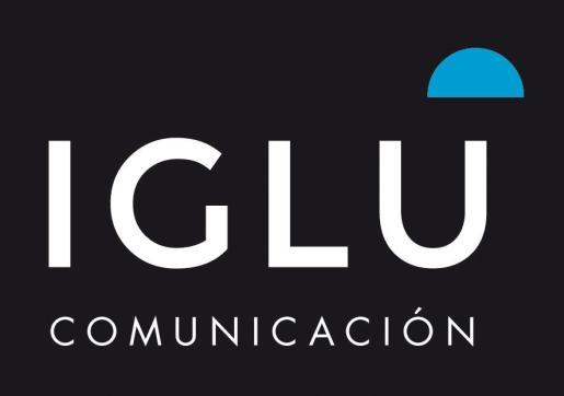 Iglú Comunicación ofrece servicios de branding, difusión de marca y campañas de publicidad tanto offline como online, diseño y creación de páginas web, posicionamiento SEO y Community Management.