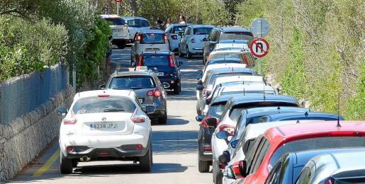 El Ajuntament de Santanyí no quiere que se repitan los colapsos del verano pasado en Cala s'Almonia y es Caló des Moro.