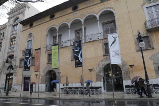 Fachada del Casal Solleric de Palma.