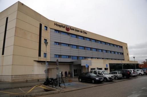 La mujer estaba ingresada en el hospital palmesano de Sant Joan de Déu.