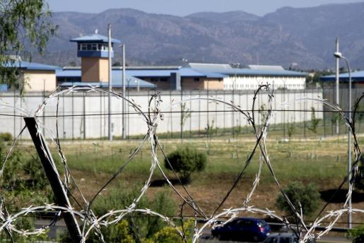 Vista exterior del centro penitenciario de Palma.