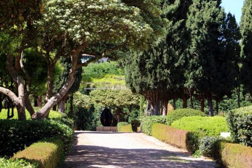Los jardines se podrán visitar durante nueve meses y medio al año