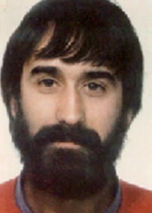 Fotografía de archivo facilitada por el Ministerio del Interior del presunto miembro de la banda terrorista ETA Joseba Gotzon Vizán González.