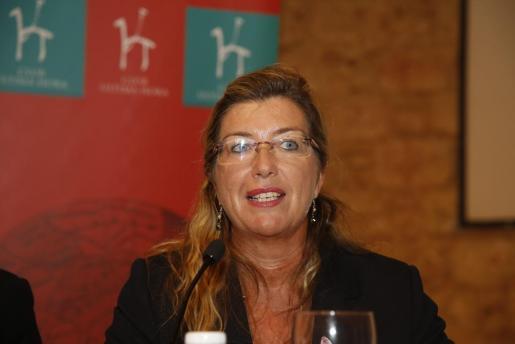 La consellera Patricia Gómez.