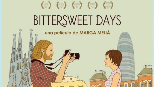 Cartel de 'Bittersweet days', dirigida por la mallorquina Marga Melià.