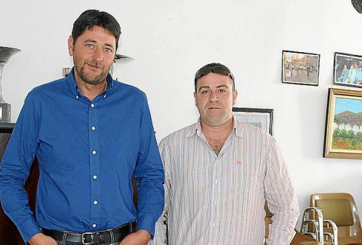 José Valverde y Xisco Martorell presiden la asociación.
