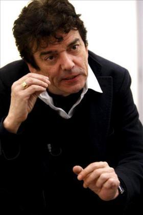 El músico Jaime Urrutia.
