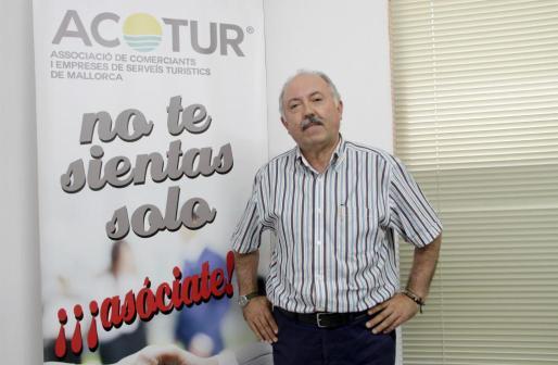 Jose Tirado, presidente de Acotur, amenazado.