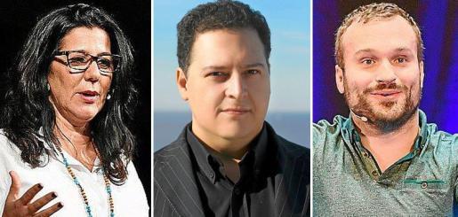 Los ponentes de este año son la presidenta de AEA solidaria, Marta Andreu; el pacifista colombiano Juan Pablo Escobar y el deportista Kyle Maynard.