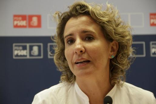 La exalcaldesa de Palma ha vuelto a dar clases de Educación Social en la UIB.