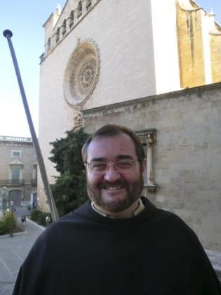 Bartomeu Pont i Parera, franciscano TOR, en una imagen de archivo.