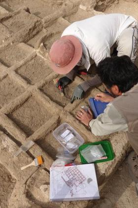 En la zona de Dra Abu al Naga, los arqueólogos españoles rescataron del olvido este conjunto, que puede arrojar luz sobre cómo era la jardinería funeraria en el antiguo Egipto.