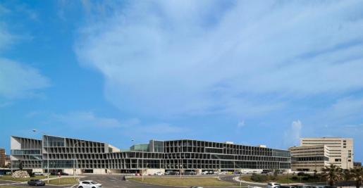 Imagen general del Palacio de Congresos de Palma.