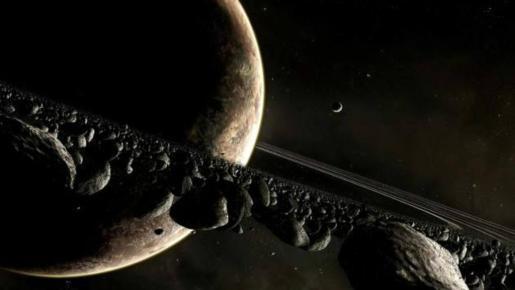 Los científicos de la misión Cassini de la NASA están desconcertados por el descubrimiento de un 'Gran Vacío' que ocupa el hueco existente entre el planeta Saturno y sus anillos.