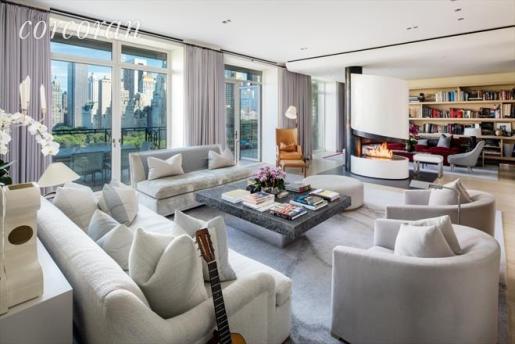 Imagen de un duplex en venta a través de Corcorane que coincide, tanto en metros como en la dirección del edificio, con el que ha puesto en venta el cantante Sting, siendo posiblemente el del cantante británico.