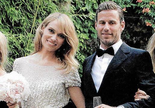 Seguí y Conde se casaron en 2012 en Esporles.