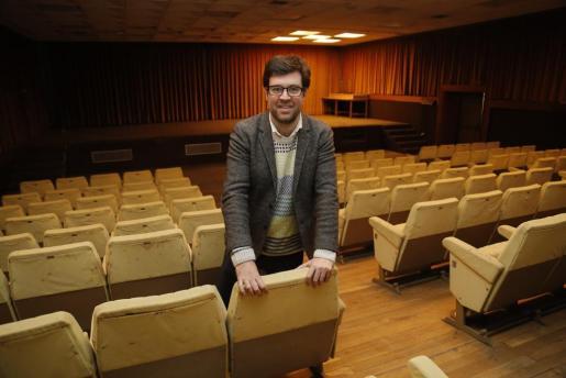 Antoni Noguera, regidor de Urbanisme y futuro alcalde de Palma, en una reciente imagen.