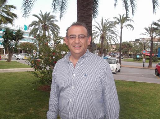 El alcalde de Calvià, Alfonso Rodríguez, en una imagen de archivo.