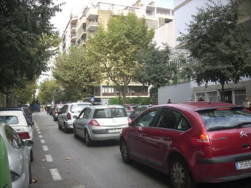 Alrededor del 65 por ciento de los conductores supera los límites cuando circula cerca de un colegio, un parque o un centro de mayores.