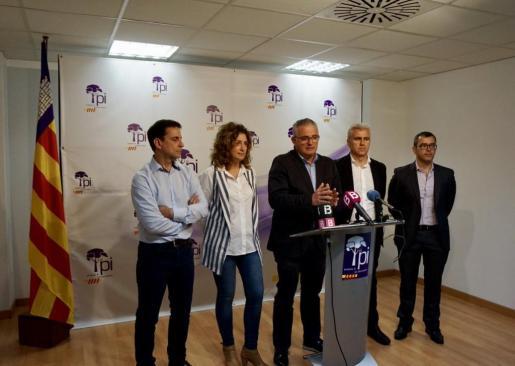 Jaume Font presenta su candidatura para presidir el PI.