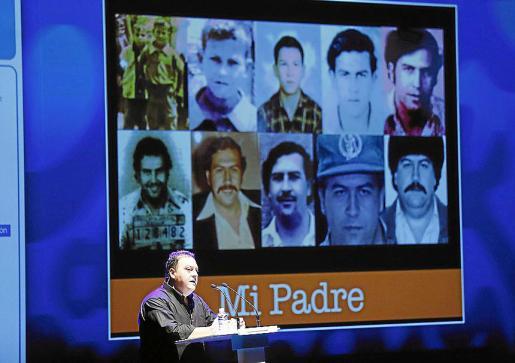Juan Pablo Escobar relató muchas vivencias de su infancia.