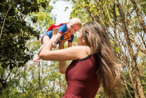 Si en la vida real existieran superheroínas, seguramente la mayoría serían madres.