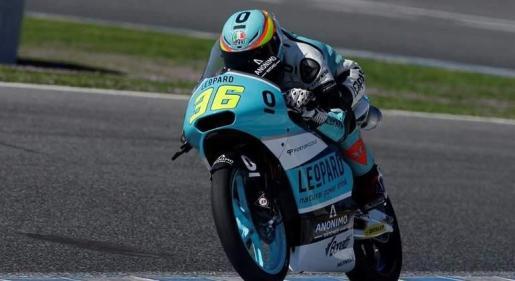 El mallorquín se sube al podio en la primera prueba de Europa.