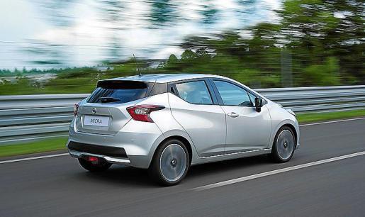 Las ventas en Europa se fortalecieron con la introducción del nuevo Micra.