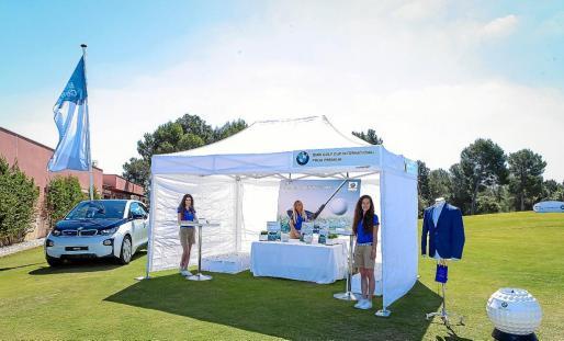 Más de un centenar de golfistas pudieron disfrutar de una magnífica jornada de golf en Mallorca.