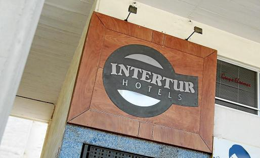 Sede central de la cadena hotelera Intertur, ubicada en Palma.