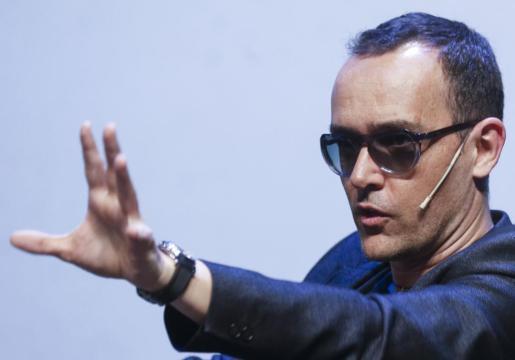 El presentador Risto Mejide.