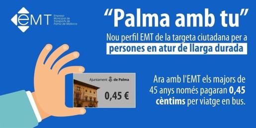 Los 'flyers' se repartirán en las oficinas del SOIB y en PalmaActiva con el fin de dar a conocer el nuevo perfil, según ha informado el Ayuntamiento de Palma en una nota informativa.