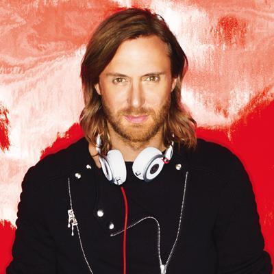 El reconocido DJ y productor, David Guetta.