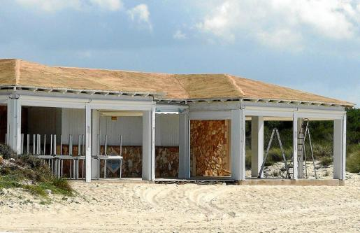 Los trabajos para demoler los seis edificios se deberán realizar de manera concienzuda, «elemento a elemento» según señaló el Govern.
