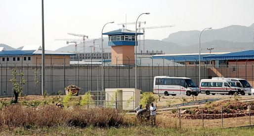 Imagen del Centro Penitenciario de Palma donde se produjeron los hechos.