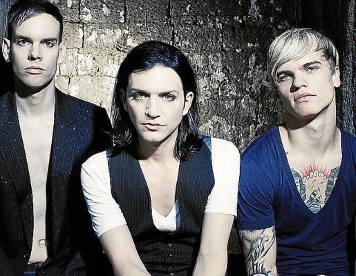El grupo Placebo, que actuará este viernes en Calvià.