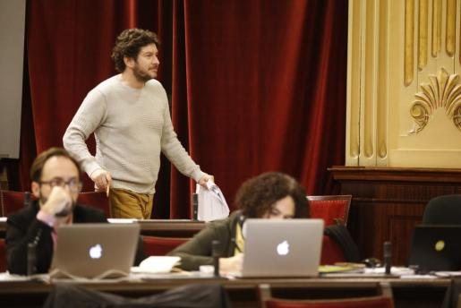 El partido comandado por Jarabo libra una dura batalla contra el alquiler turístico en el Parlament.