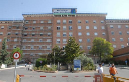 Imagen de archivo del Hospital Virgen de la Salud de Toledo.