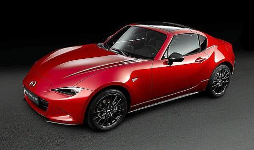 Esta versión estará presente en Automobile Barcelona 2017.