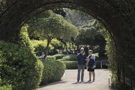 Los jardines de la residencia veraniega de los reyes se pueden visitar todos los días de forma gratuita desde el pasado 2 de mayo.