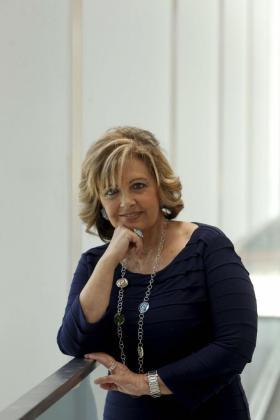 La presentadora María Teresa Campos en una imagen de archivo.