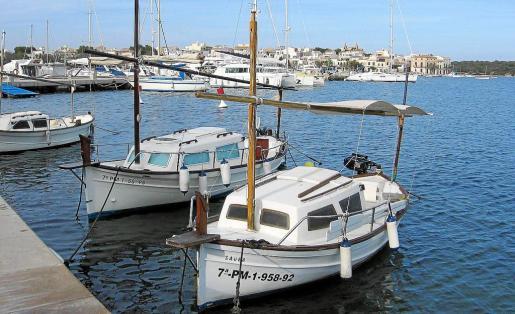 Los pescadores de Portocolom han notado un mayor interés por la pesca profesional entre los jóvenes.