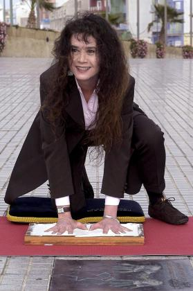 Imagen de archivo fechada el 18 de marzo de 2004 de la actriz francesa Maria Schneider en el Festival de Cine de Las Palmas, en Gran Canaria, España.