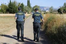Encuentran un hombre muerto en Sencelles con signos de violencia