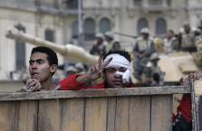 CINCO MUERTOS Y 15 HERIDOS POR DISPAROS EN EL CENTRO DE EL CAIRO