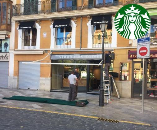 La cadena de cafés abrirá nuevo local en la plaza de Cort.