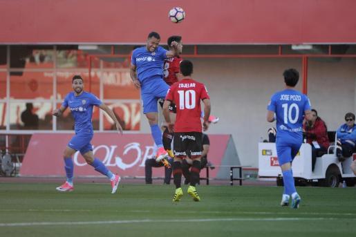 Son MOix ha vivido el partido entre RCD Mallorca y UD Almería.