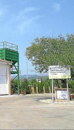 La planta depuradora de la localidad ha quedado pequeña en los últimos años.